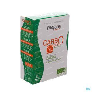 Fitoform Carboligne Bio Bioholistic 20 ampoules