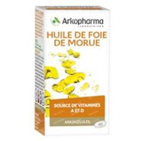 Arkocaps Lebertranöl 60  gel