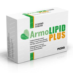 Armolipid Plus 30  Tablets