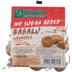 Damhert Babalu Butterbonbon Zonder suiker NLEN 75 g