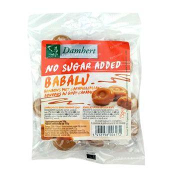 Damhert Babalu Butterbonbon Zonder Suiker 75 g