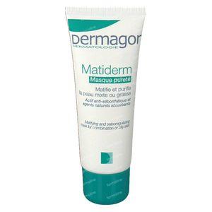 Dermagor Matiderm Masque Purete 40 ml