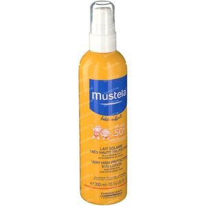 Mustela Baby Zonnespray SPF50+ 300 ml