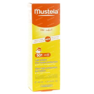 Mustela Baby Sun Lotion SPF50+ 300 ml