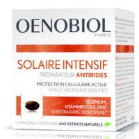 Oenobiol Solaire Intensif Antirides - Protection Cellulaire de l'Interieur 30  capsules