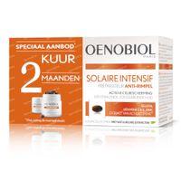 Oenobiol Solaire Intensif Anti-Rimpel - Celbescherming van Binnenuit DUO 2x30  capsules
