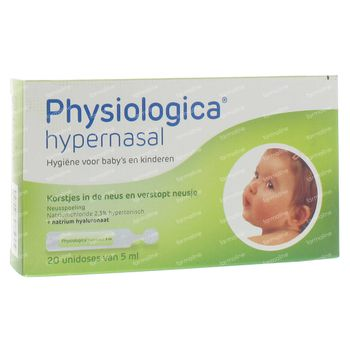 Physiologica Hypernasal 5ml 20 ampoules