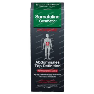 Somatoline Cosmetic Man Behandeling Buikspieren Top Definition Sport 200 ml