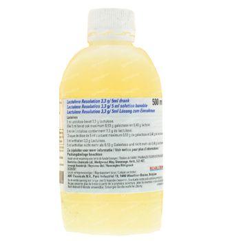 Lactulose ABC 3,3 g/5 ml 300 ml
