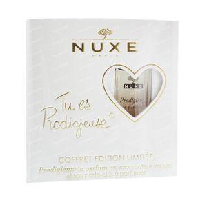 Nuxe Prodigieux Le Parfum Eau De Parfum Minikoffer + Sleutelhanger 15 ml