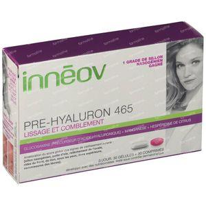 Innéov Pre-Hyaluron 465 30+30 capsules