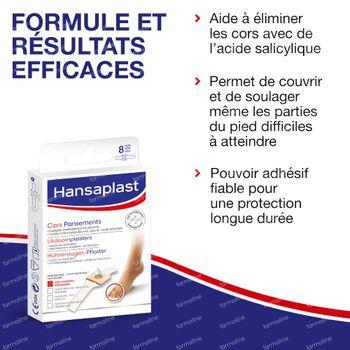 Hansaplast Sparadrap De Cor 92873 8 pièces