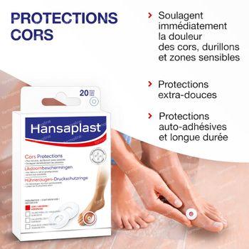 Hansaplast Cor Anti-Pression Anneau  92330 20 pièces