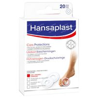 Hansaplast Likdoorn Anti-Drukring 92330 20 st