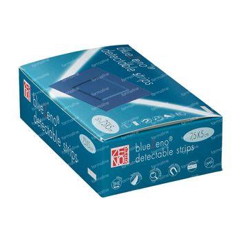 BlueZeno Detectable Strips Stérile 7,5cm x 5cm 50 st