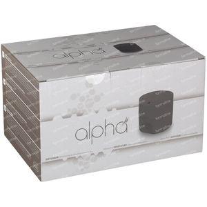 Pranarom Alpha Verstuiver Grijs EO 11445 1 stuk