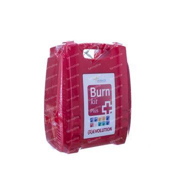 Vandeputte Medical Valisette Burn Kit Grand Modèle 1 pièce