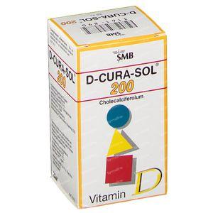 D-Cura-Sol 200IE 10 ml