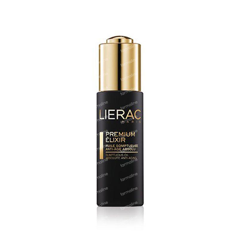 lierac premium elixir huile