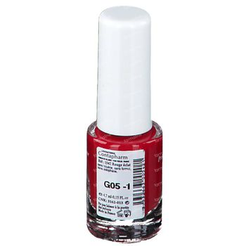 Eye Care Vernis à Ongles Ultra SU Rouge Eclat 1542 1 pièce
