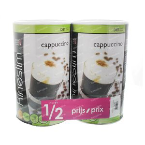 Kineslim Breakfast Cappucino 2e -50% 800 g