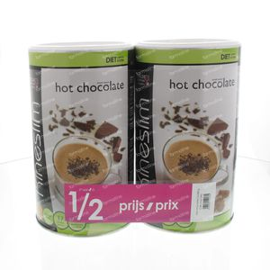 Kineslim Ontbijt Hot Chocolade Pot 800 g