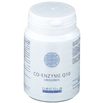 Decola Co-Enzyme Q10 60 capsules