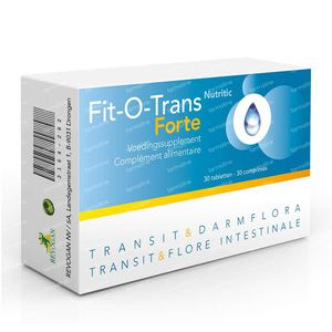 Fit-O-Trans Forte 30 St Tablets