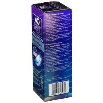 Aosept Plus Avec Hydraglyde + 1 Etui à Lentilles 360 ml