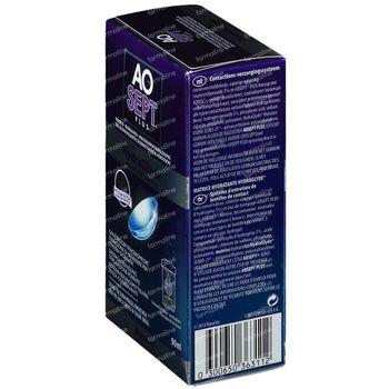 Aosept Plus Met Hydraglyde + 1 Lenscase 90 ml