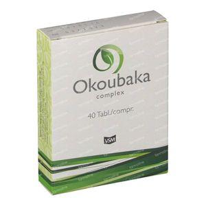 Okoubaka Complex 40 comprimés