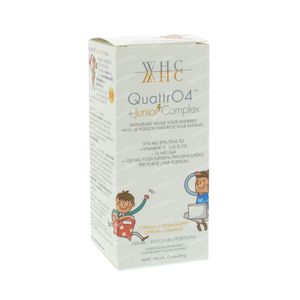 WHC QuattrO4 + Junior Complex 100 ml