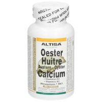 Altisa Calcium Coquille D'Huître + Vitamine D2 + Vitamine K2 90  comprimés
