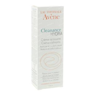 Avène Cleanance Hydra Crème Apaisante 40 ml