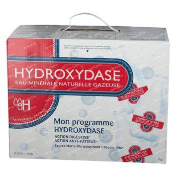 Hydroxydase eau minérale Naturelle Gazeuse 4000 ml