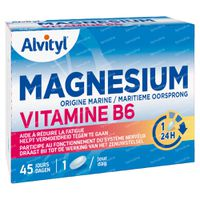 Alvityl Magnesium Vitamine B6 45  tabletten