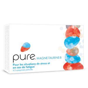 Pure Magnesium-Taurine-B 45 comprimés