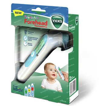 Vicks Thermometer VFH 100 Front 1 pièce