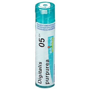 Boiron Granulen Digitalis Purpurea 5CH 4 g