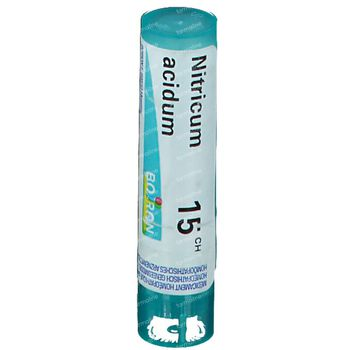 Boiron Granulen Nitricum Acidum 15CH 4 g