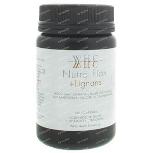 WHC Nutro Flax + Lignans 180 capsules
