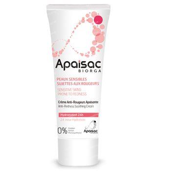 Apaisac Biorga Crème Anti-Rougeurs Apaisante 40 ml