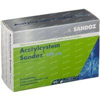 Acetylcysteïne Sandoz 600mg Zak 60  bruistabletten