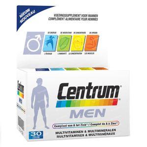 Centrum Men Prix Réduit 30 St tab