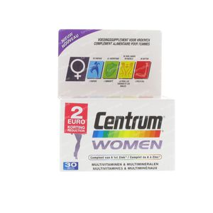 Centrum Women Reduced Price 30 pieces