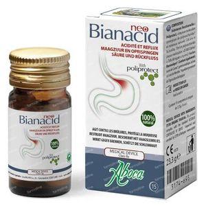 Aboca Neobianacid 15 tablets