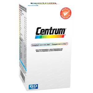 Centrum Adult Advanced Reduced Price 60 tablets