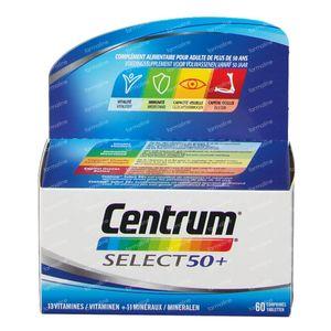 Select 50+ advanced 60 tabletten