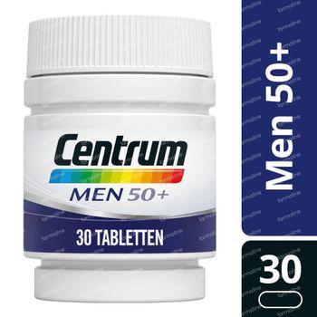 Centrum Men 50+ 30 tabletten