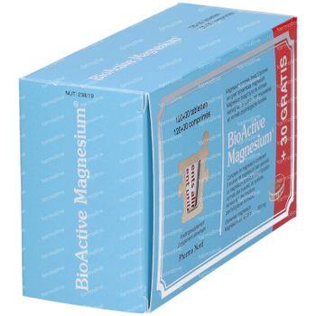 Pharma Nord BioActive Magnesium +30 Comprimés GRATUIT 120+30 comprimés